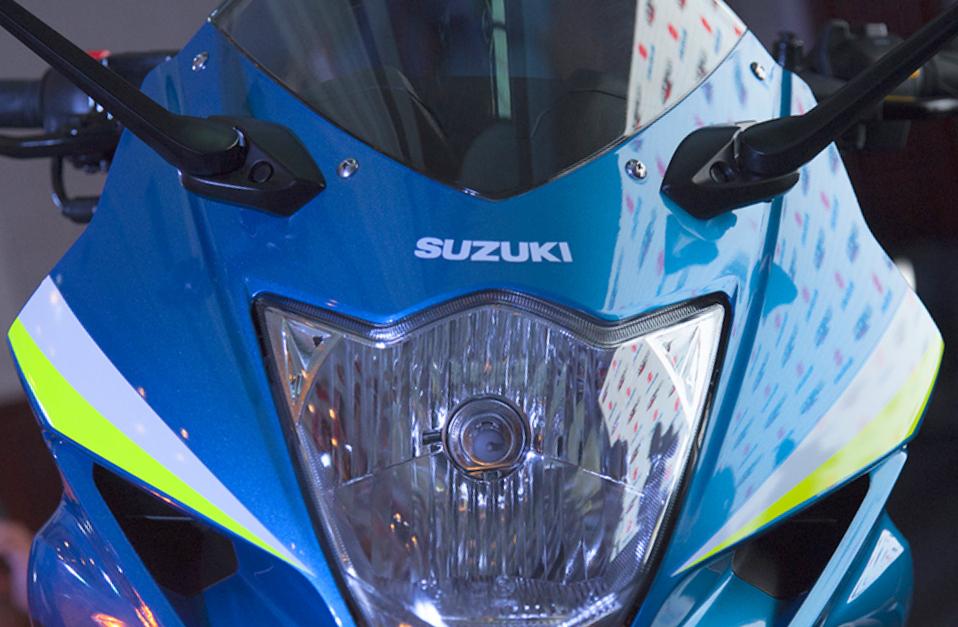 Suzuki GSX-R150 sudah diuji jalan, desain singel headlamp mirip CBR 150R Thailand tapi fairing lebih racy !