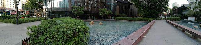 Days hotel at zhongshan park; hotel halal termurah di Singapura