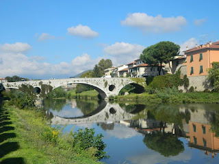 Ponte - Mercatale - Visuale