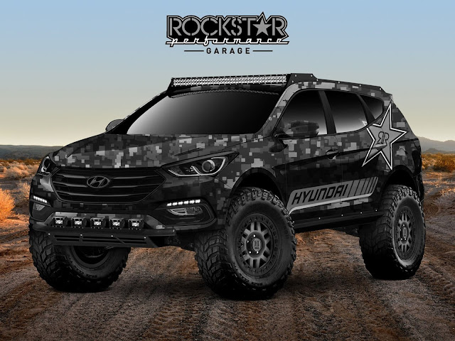 Hyundai Santa Fe Sport Concept
