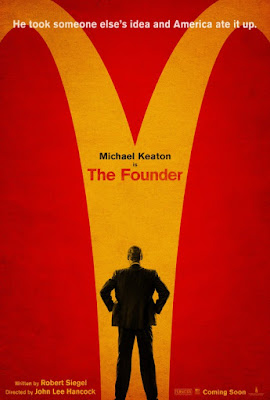 Movie Review: The Founder, Michael Keaton