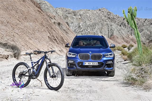 BMW تكشف عن دراجة هوائية كهربائية موديل 2019 تعرف على مواصفتها