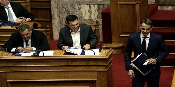 Γιατί αντέχει ο ΣΥΡΙΖΑ;