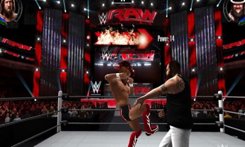 WWE 2K18 Free download full version for PC