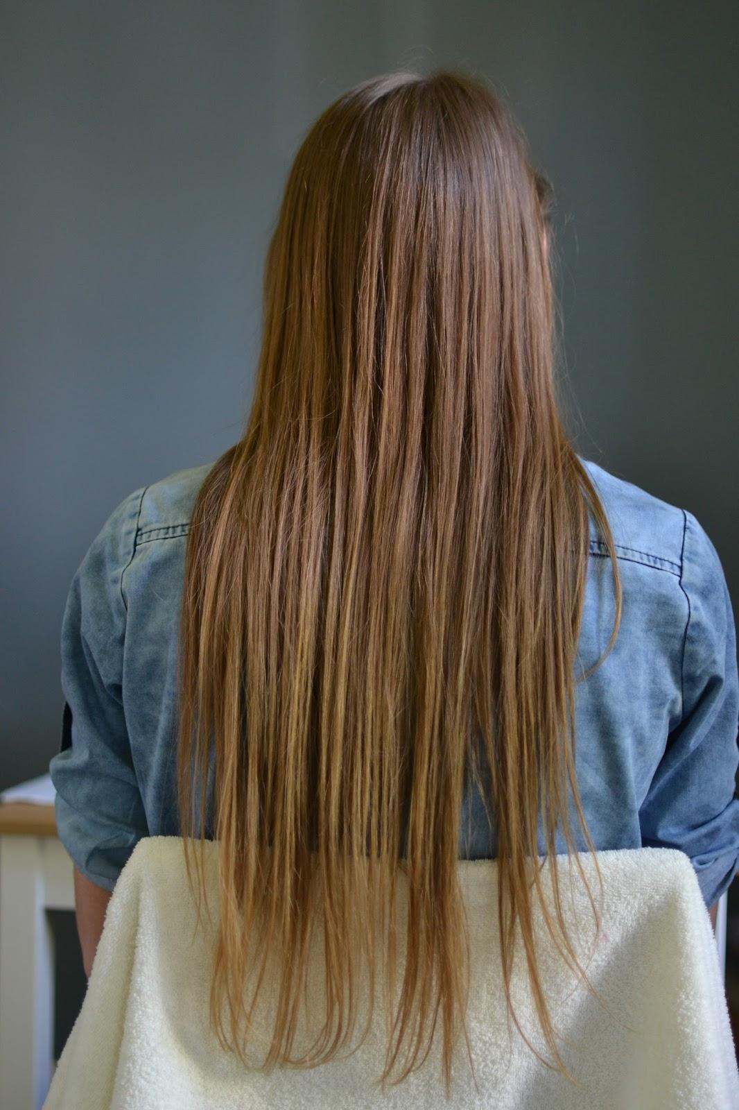 Włosowa metamorfoza cienkich włosów Justyny
