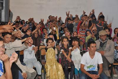 شباب إمسوان : حفل نهاية السنة الدراسية