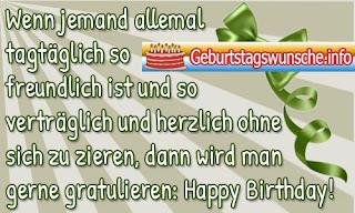 Geburtstagswünsche für den besten Freund