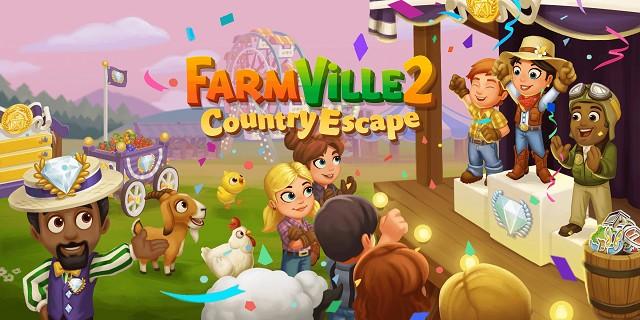 《開心農場2:鄉村度假》中文版 v15.2.5511 MOD.APK FarmVille 2:Country Escape - 人,就愛亂玩~