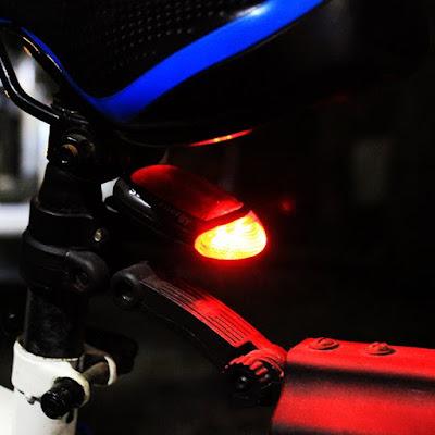 Solar Bike Tail Light