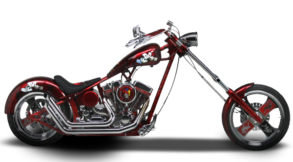 chopper motorcycle png - photo #15