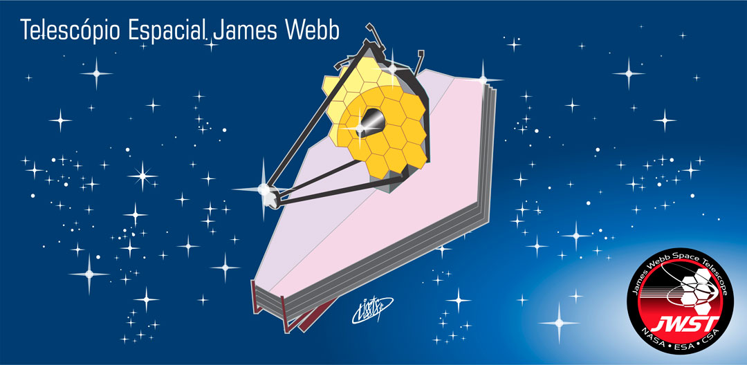 Telescópio James Webb