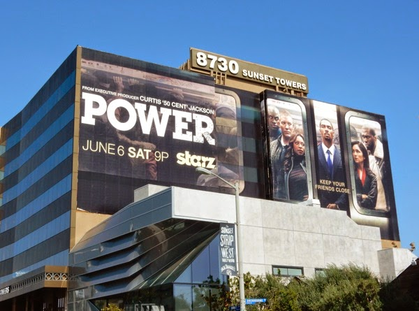 Giant Power season 2 billboard