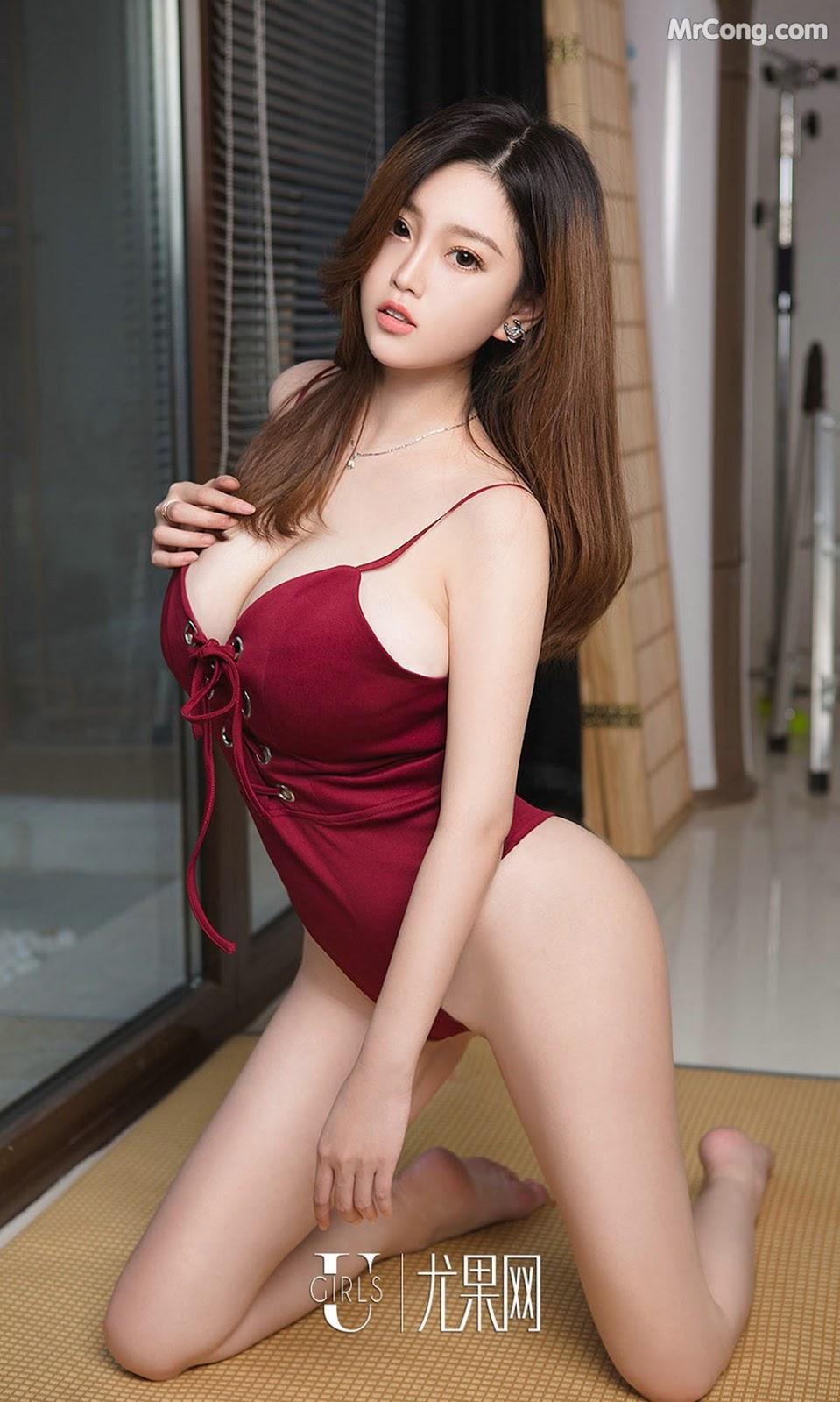 Image UGIRLS-Ai-You-Wu-App-No.1286-Meng-Shi-Duo-MrCong.com-010 in post UGIRLS – Ai You Wu App No.1286: Người mẫu Meng Shi Duo (孟十朵) (35 ảnh)
