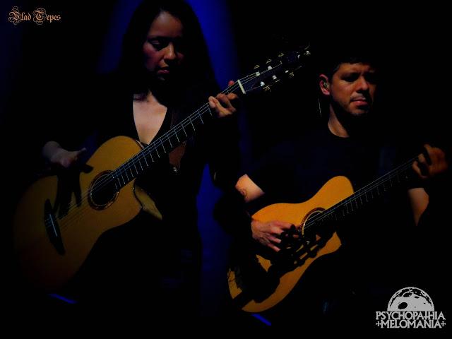 Gabriela & Rodrigo @Gabriela & Rodrigo, Zénith, Amiens 22/11/2014