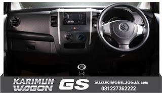 Dashboard Elegant Wagon GS