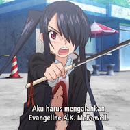 UQ Holder!: Mahou Sensei Negima! 2 Episode 02 Subtitle Indonesia
