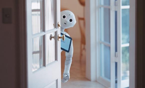 機器人Pepper本周開賣,300台先給開發者購買