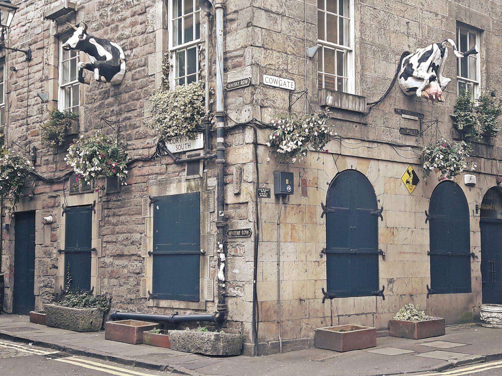 Konto w banku w Szkocji