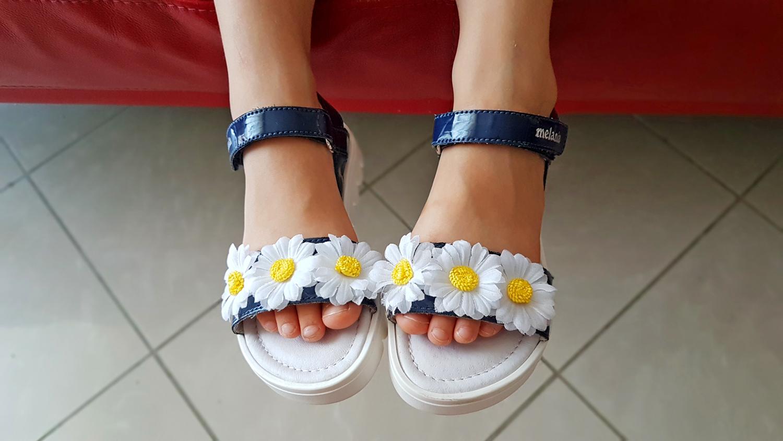 scarpe estive bambina