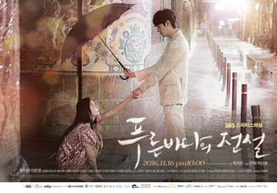 Tracklist : OST. The Legend of The Blue Sea