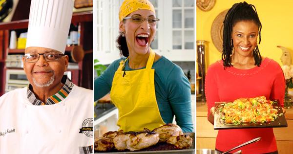 Famous Black chefs