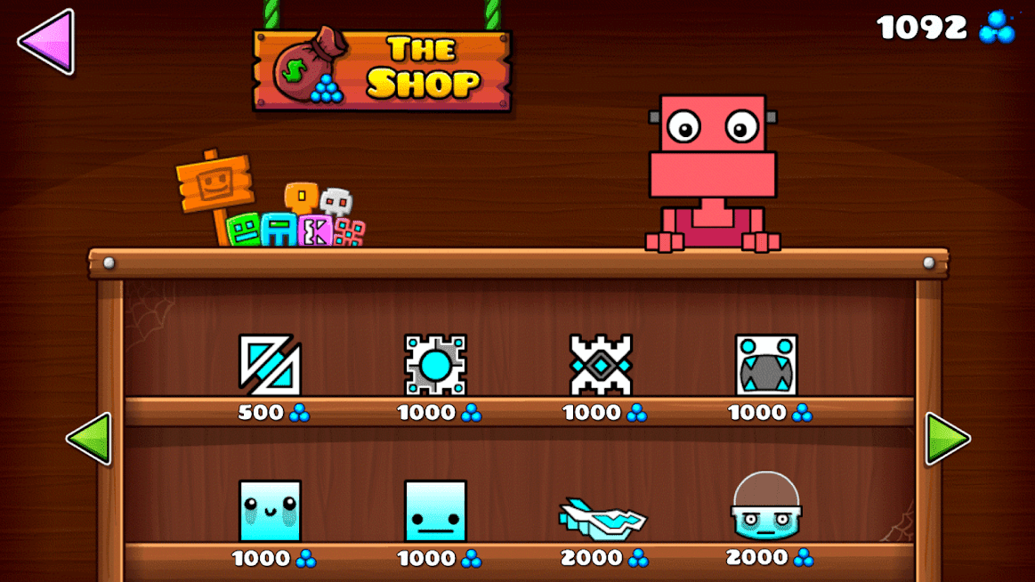Geometry Dash World MOD DESBLOQUEADO 1.04