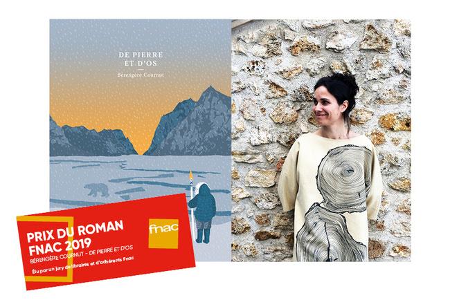 Lu Cie Co Le Prix Du Roman Fnac 2019 Dit Une Femme Inuit