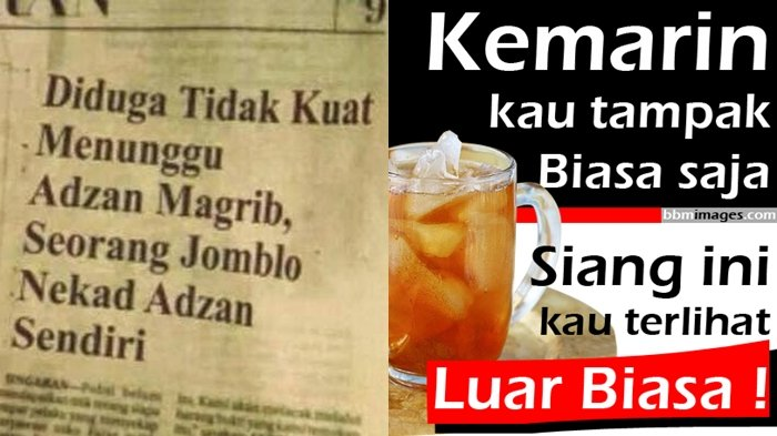 Meme Lucu Puasa Gokil