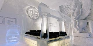 los mejores hoteles de hielo