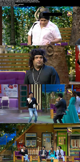The Kapil Sharma Show 12 August 2017 HDTV 480p