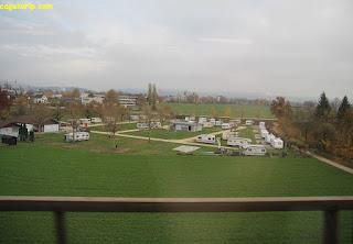 Indahnya pemandangan di Zurich