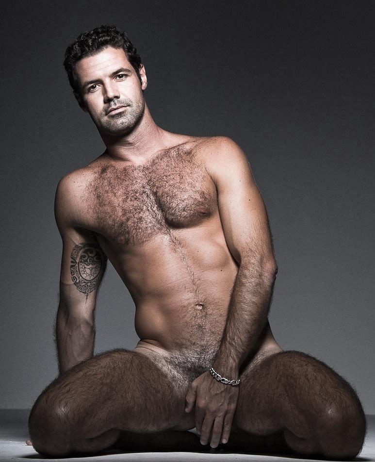Волосатые мужчины фото голые — photo 14
