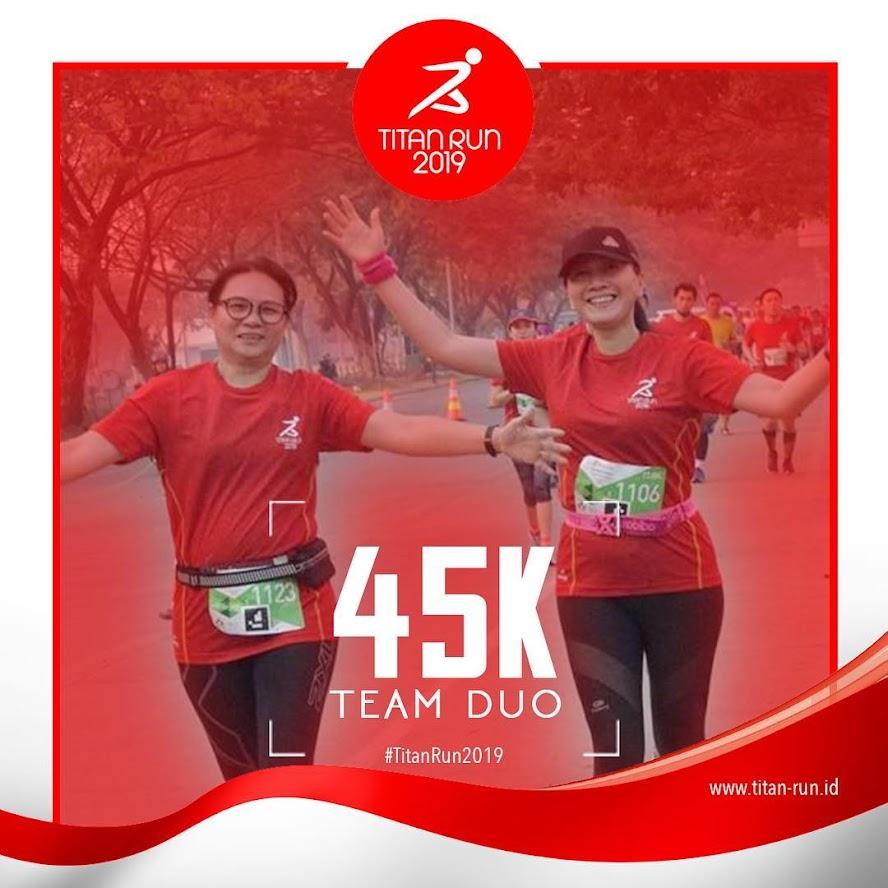 Duo Titan Run 2019