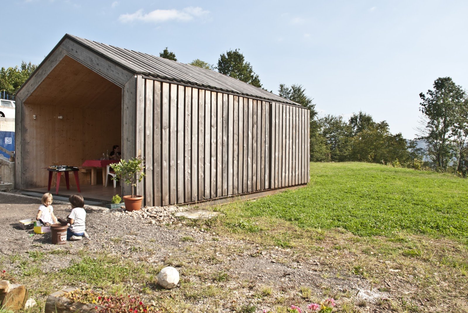 La percezione di prima casa passiva studio di architettura a verona case passive in legno e - Casa passiva prefabbricata ...