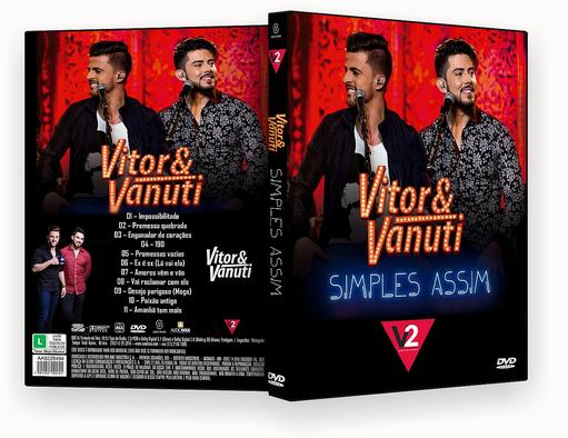 Vitor & Venuti 2018 – DVD-R OFICIAL