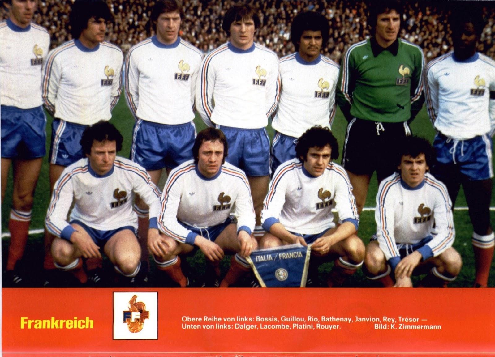 soccer nostalgia international season 1977 78 part 7. Black Bedroom Furniture Sets. Home Design Ideas