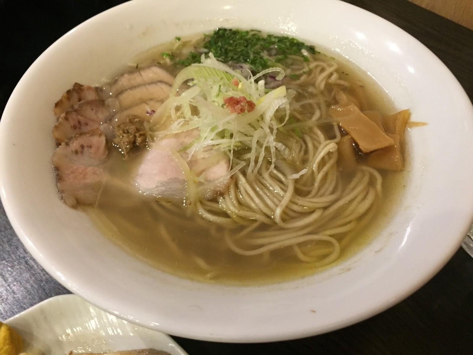 Adventures Of A Foodie Wannabe Konjiki Ramen Amp Saryo Cafe