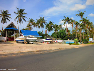 Koh Samui, Thailand daily weather update; 22nd August, 2016