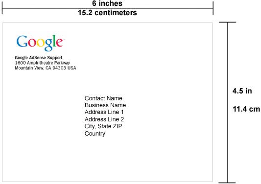 cara verrifikasi pin google adsense