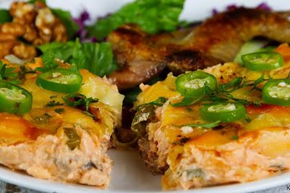 Jalapeno Popper Chicken Casserole