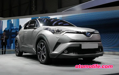 toyota chr indonesia launching
