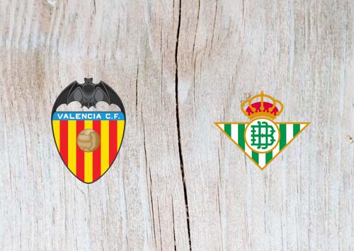 Valencia vs Real Betis - Highlights 28 February 2019