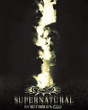 Supernatural - 14ª Temporada Séries Torrent Download capa