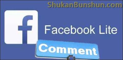 FB Lite Gagal Membuka Komentar