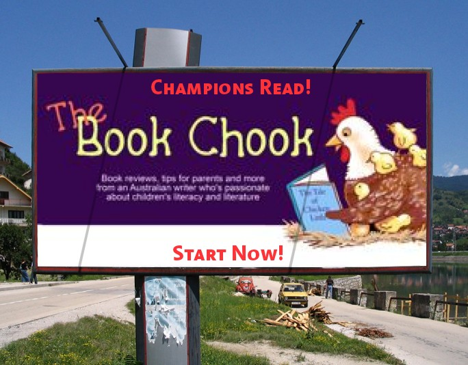 the book chook activities for childrens book week 2012