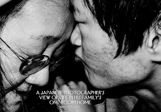 A Japanese Photographer's View of Life in His Family's One-Room Home