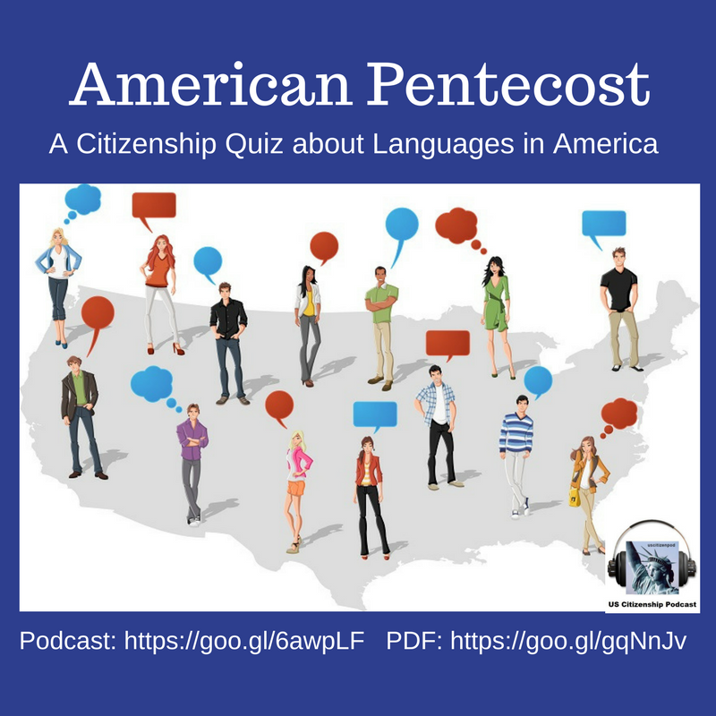 US Citizenship Podcast: June 2019