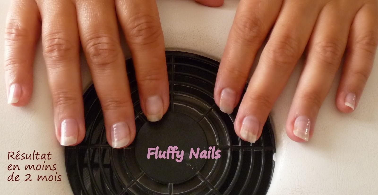 fluffy nails comment arr ter de se ronger les ongles gr ce aux faux ongles en gel. Black Bedroom Furniture Sets. Home Design Ideas
