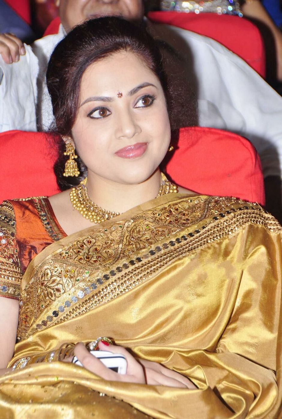 Meena hot