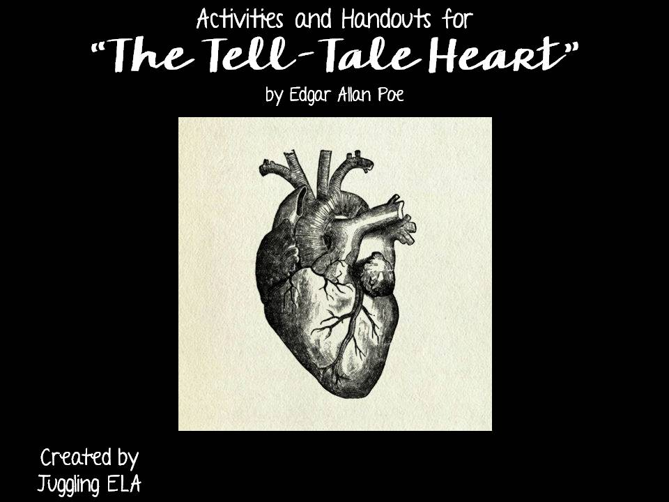 tell tale heart and the lotter The tell tale heart by edgar allan poe: introduce students to edgar allan poe's most famous short story this resource has absolutely everything you need to teach the.